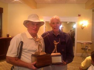 2008 MABGA Founder Cup winners Jim Hunt and Rod Ryan